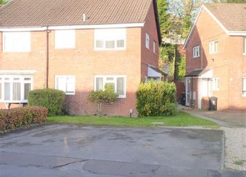Thumbnail 1 bed end terrace house to rent in St Brides Gardens, Maesglas, Newport