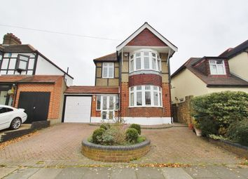 Thumbnail 3 bed detached house for sale in Ashmour Gardens, Romford