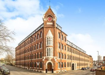 Thumbnail 1 bed flat for sale in William Bancroft Buildings, Roden Street, Nottingham, Nottinghamshire
