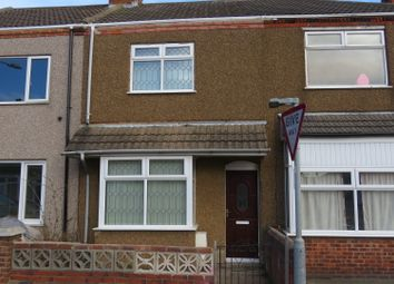 Thumbnail 3 bedroom terraced house to rent in Gilbey Road, Grimsby