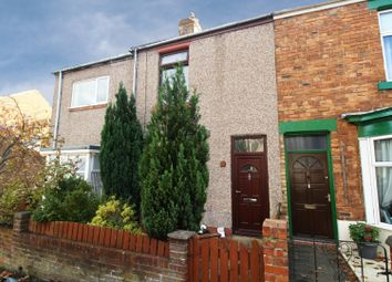 Thumbnail 3 bed terraced house for sale in Clyde Terrace, Spennymoor, Durham