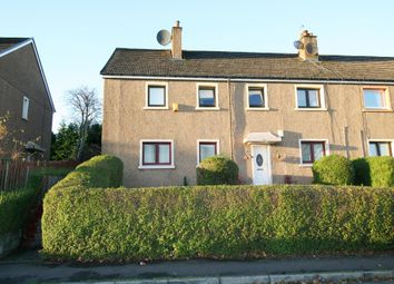 Thumbnail 3 bed flat for sale in 185 Wallacewell Road, Glasgow