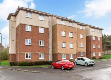 Thumbnail 2 bedroom flat for sale in Burnvale Place, Burnvale Place, Livingston