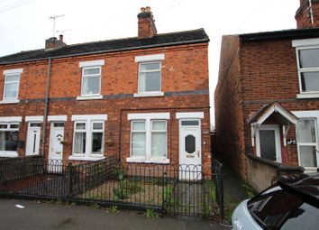 Thumbnail 2 bed end terrace house for sale in Station Road, Hatton, Derby