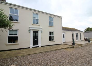 Thumbnail 4 bed detached house for sale in West End, West Caister, Great Yarmouth