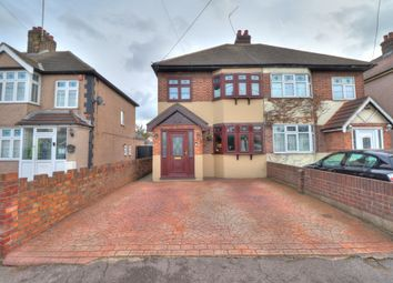 Thumbnail 3 bed semi-detached house for sale in South Street, Rainham