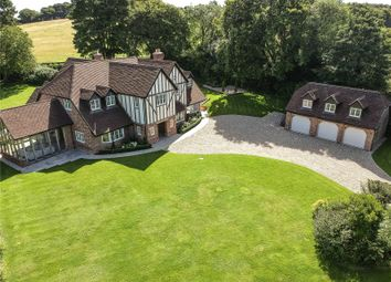 Thumbnail 5 bed detached house for sale in Pickaxe Lane, South Warnborough, Hook