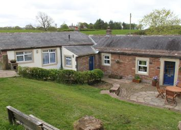 Thumbnail 2 bedroom cottage to rent in Brockholes, East Curthwaite, Wigton