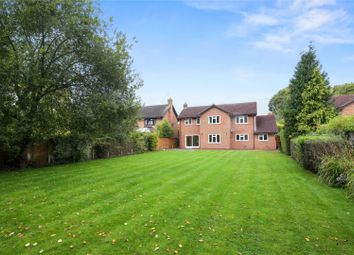 Thumbnail 5 bed detached house for sale in Midway, Walton On Thames, Surrey
