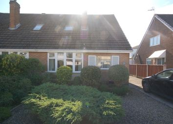 Thumbnail 3 bed semi-detached bungalow for sale in Boston Road, St. Annes, Lytham St. Annes