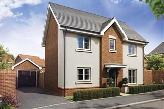 Thumbnail 3 bedroom duplex for sale in Mill Lane, Calcot