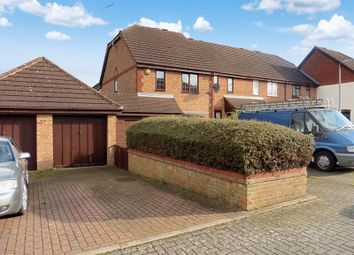Thumbnail 3 bed end terrace house for sale in Milton Way, Houghton Regis, Dunstable