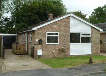 Thumbnail 2 bed detached bungalow to rent in Frere Corner, Roydon, Diss, Norfolk