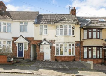 Thumbnail 3 bed terraced house for sale in Overstone Road, Luton