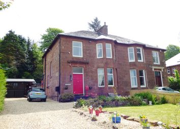 Thumbnail 3 bed semi-detached house for sale in Greenock Road, Wemyss Bay