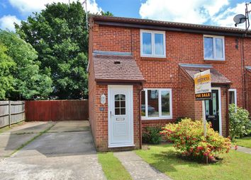 Thumbnail 2 bed end terrace house for sale in Castlewood Road, Southwater, Horsham