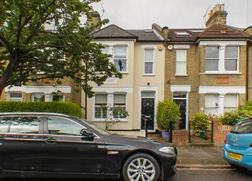 Thumbnail 3 bed terraced house to rent in Cecil Road, London