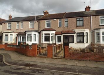 Thumbnail 2 bed terraced house for sale in Thurlestone Road, Coundon, Coventry