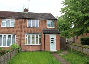 Thumbnail 3 bed end terrace house for sale in Sadler Road, Coventry