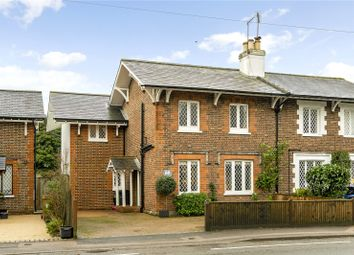 Thumbnail 3 bed semi-detached house for sale in West Street, Reigate, Surrey