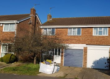 Thumbnail 3 bed semi-detached house for sale in Studley Avenue, Holbury, Southampton, Hampshire