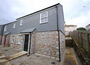 Thumbnail 2 bed end terrace house to rent in Tremenva Court, Meneage Street, Helston