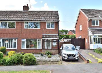 Thumbnail 3 bed semi-detached house for sale in New Inn Lane, Trentham