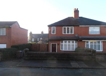 Thumbnail 2 bedroom semi-detached house for sale in Dickens Street, Bucknall, Stoke-On-Trent