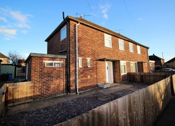 Thumbnail 3 bed semi-detached house for sale in Vermont Drive, Chaddesden, Derby
