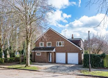 4 bed detached house for sale in Otter Close, Bletchley, Milton Keynes MK3