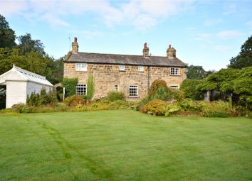 Thumbnail 4 bed detached house for sale in The Cottage, Adel Willows, Otley Road, Adel, Leeds