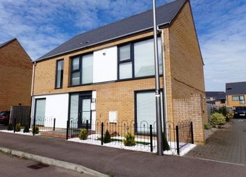 Thumbnail 4 bedroom detached house to rent in Loughborough Drive, Broughton, Milton Keynes