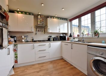 Thumbnail 3 bed semi-detached house to rent in Belgrave Avenue, Romford, Essex