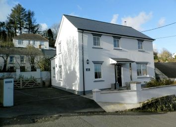 Thumbnail 4 bed detached house for sale in Cwmins, St. Dogmaels, Cardigan