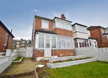 Thumbnail 3 bed semi-detached house for sale in St Martins View, Leeds