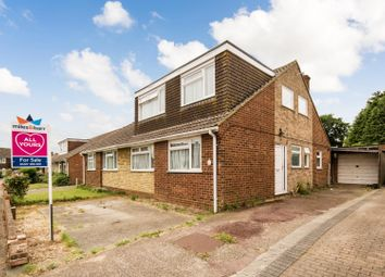 Thumbnail 3 bed property for sale in Ladywood Road, Sturry, Canterbury