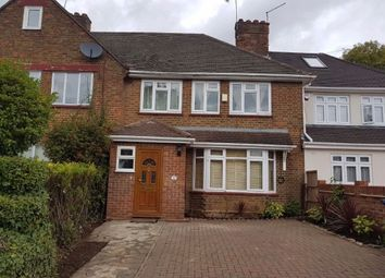 Thumbnail 3 bed semi-detached house to rent in Woodcote Avenue, London