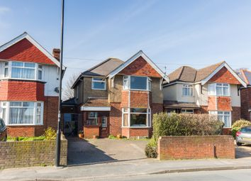 Thumbnail 3 bedroom detached house for sale in Peartree Avenue, Southampton