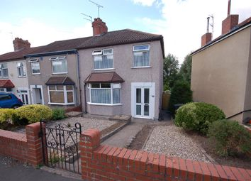 Thumbnail 3 bed end terrace house for sale in Stanley Chase, Bristol