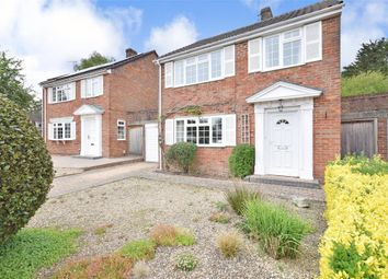 Thumbnail 3 bed detached house for sale in Highfield Close, Waterlooville, Hampshire