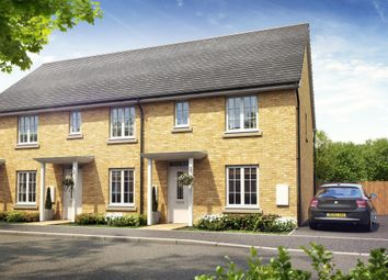 "Thumbnail 3 bed terraced house for sale in ""Compton"" at Great Mead, Yeovil"