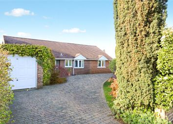 Thumbnail 5 bed detached bungalow for sale in Ottershaw, Surrey