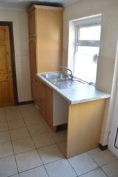 Thumbnail 2 bed terraced house to rent in St Neots Road, Bedfordshire