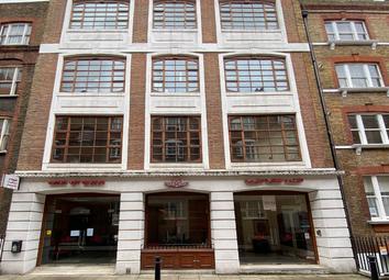 Thumbnail Office for sale in Gosfield Street, London