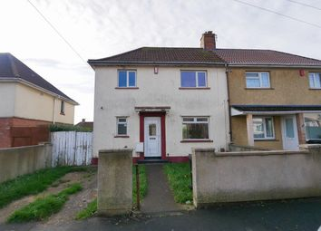 Thumbnail 2 bed semi-detached house for sale in Hurston Road, Knowle, Bristol
