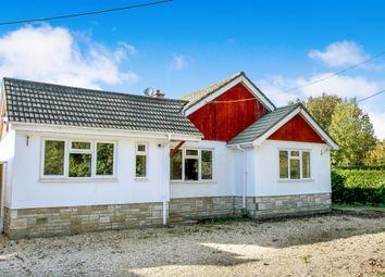 Thumbnail 3 bed detached bungalow for sale in Elston, Shrewton, Salisbury