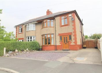 Thumbnail 3 bed property for sale in Meadway, Preston