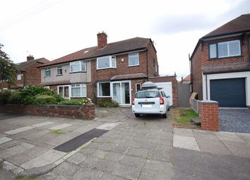 Thumbnail 3 bed semi-detached house to rent in Greenleas Road, Wallasey, Merseyside