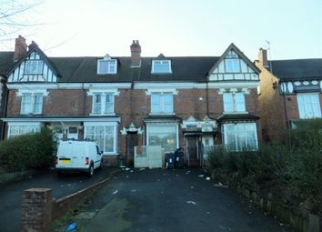 Thumbnail 4 bedroom terraced house for sale in Gravelly Hill, Erdington, Birmingham