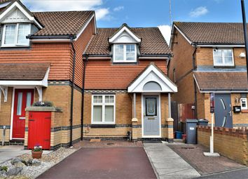 Thumbnail 2 bed end terrace house to rent in Frampton Road, Hounslow